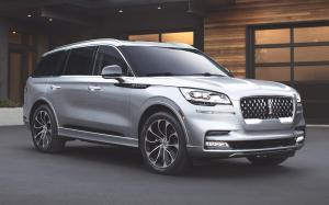 Lincoln Aviator Grand Touring 2019 года