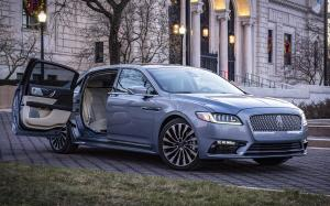 Lincoln Continental 80th Anniversary Coach Door Edition 2019 года