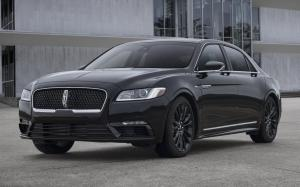 Lincoln Continental Monochromatic Package '2019