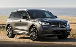 2019 Lincoln Corsair Reserve Appearance Package