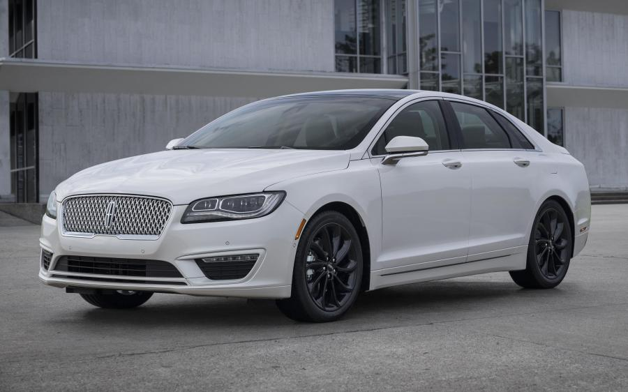 Lincoln MKZ Monochromatic Package '2019
