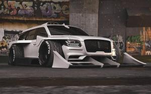 2019 Lincoln Navigator Pikes Peak Concept by Basil Masri