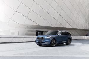 2020 Lincoln Aviator Presidential