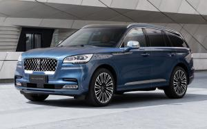 Lincoln Aviator Presidential (CN) '2020