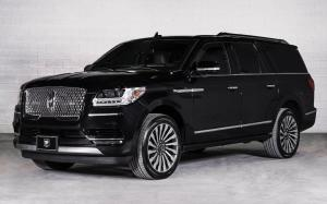 Lincoln Navigator L by Inkas 2020 года