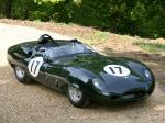 Lister-Jaguar Costin Roadster 1959 года