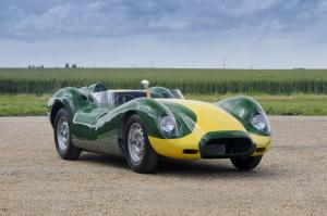 Lister Knobbly Stirling Moss Edition 2016 года