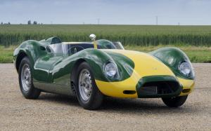 Lister Knobbly Stirling Moss Edition