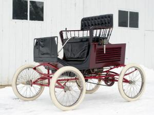 1899 Locomobile Runabout