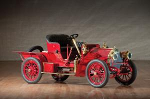 1907 Locomobile Model E Roadster