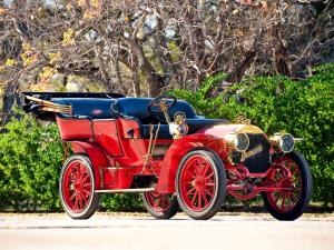 1907 Locomobile Model E Touring