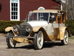 Locomobile Model 48 6-fender Town Car by A.T. Demarest