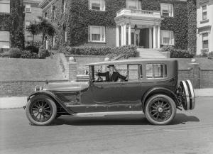 1920 Locomobile Model 48 Touring with California Top