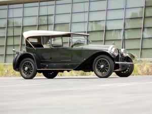 1925 Locomobile Model 48 Sportif