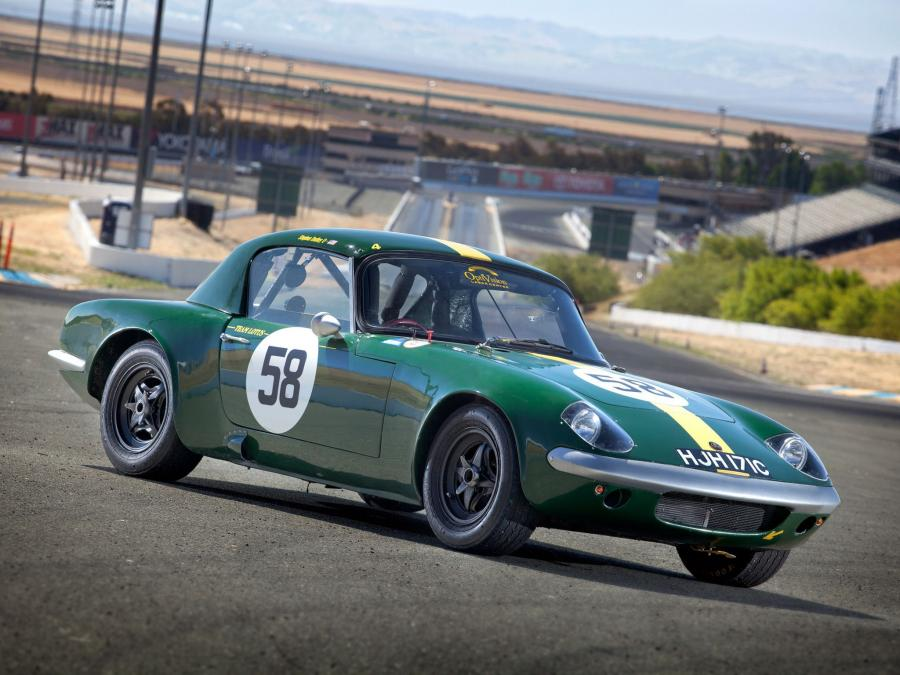 1962 Lotus Elan Competition Coupe