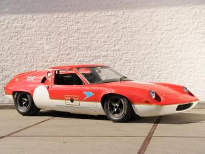 1966 Lotus Europa Racing Car