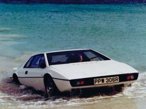 Lotus Esprit 007 The Spy Who Loved Me 1977 года
