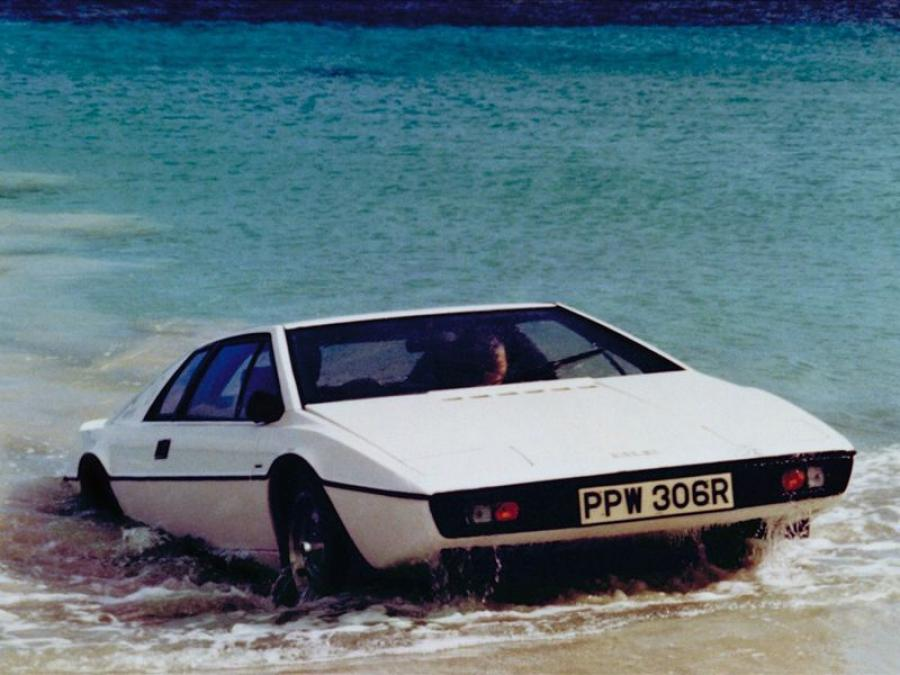 Lotus Esprit 007 The Spy Who Loved Me