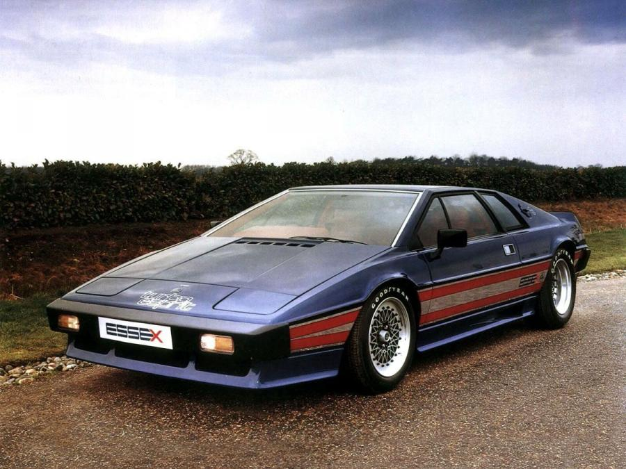 Lotus Esprit Turbo