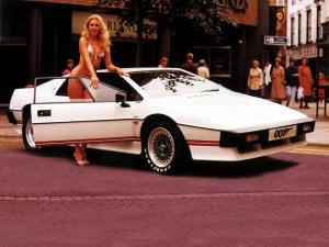1981 Lotus Esprit Turbo 007 For Your Eyes Only
