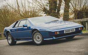 Lotus Esprit Turbo HC Limited Edition 1987 года