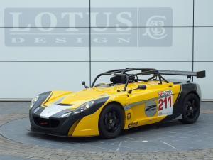 Lotus 2-Eleven GT4 Supersport 2008 года