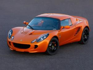 Lotus Elise S 40th Anniversary 2008 года