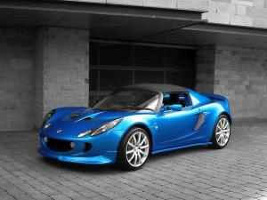 Lotus Elise by Project Kahn 2009 года