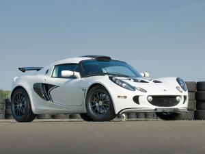 Lotus Exige Cup 260 2009 года