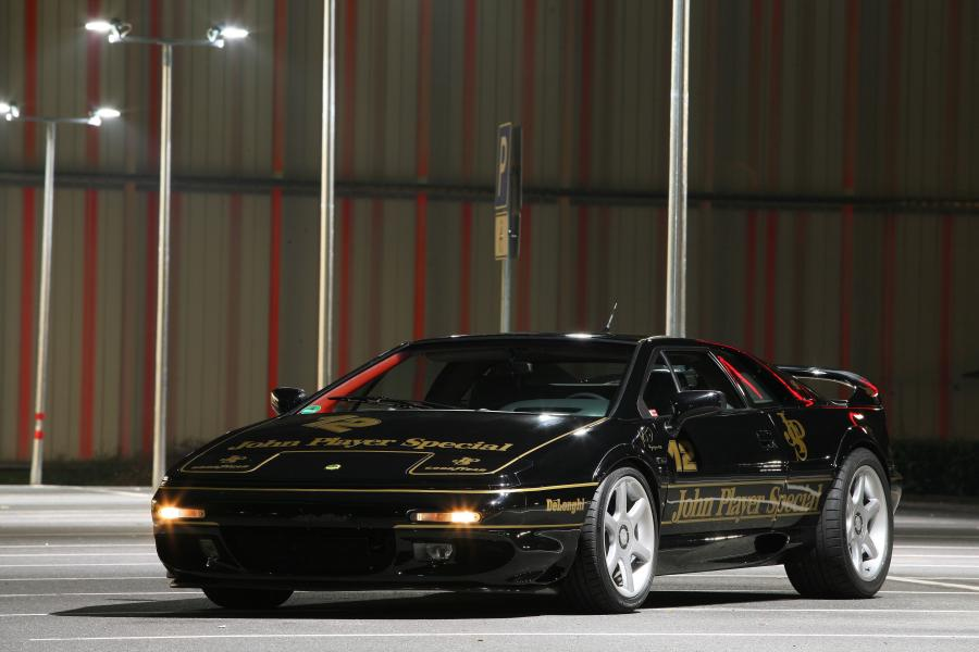 Lotus Esprit JPS Ayrton Senna Tribute by Cam Shaft