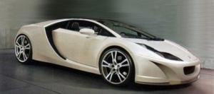 Lotus Esprit Teasers 2011 года