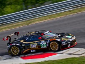 Lotus Evora GTE Race Car 2011 года