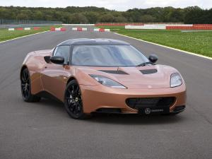 Lotus Evora 414E REEVolution 2012 года