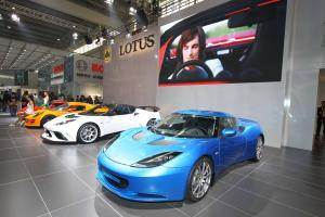 Lotus Evora GTE China Edition 2012 года