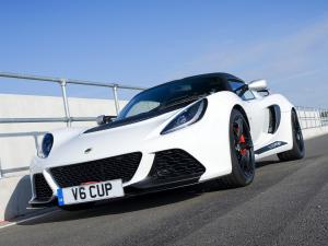Lotus Exige V6 Cup 2012 года
