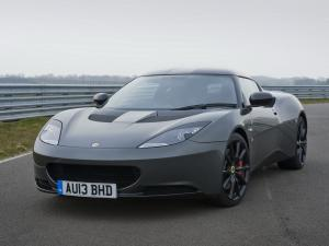 2013 Lotus Evora S Sports Racer