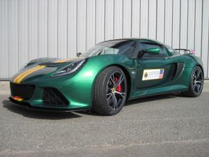 Lotus Exige V6 Cup 2013 года