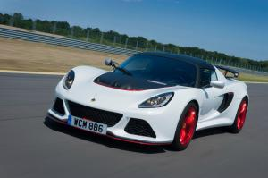 Lotus Exige Cup 360 2015 года