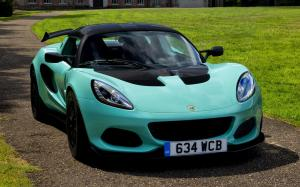 Lotus Elise Cup 250 2017 года