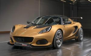Lotus Elise Cup 260 2017 года