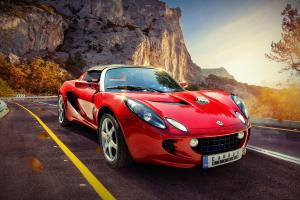 Lotus Elise S by Carbon Motors 2017 года
