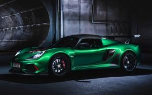 Lotus Exige Cup 430 2017 года