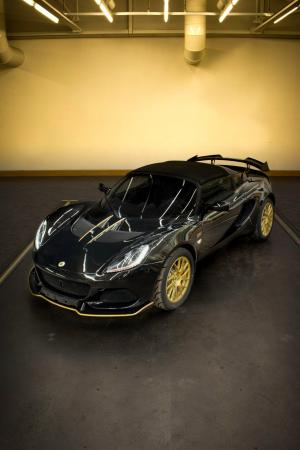 2018 Lotus Elise Cup 250 GP Edition
