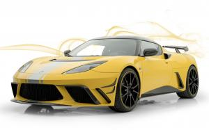 Lotus Evora GTE by Mansory