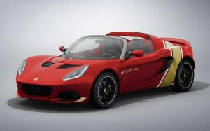Lotus Elise Classic Heritage Edition 2020 года