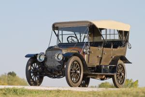 1911 Lozier Model 51 7-Passenger Touring