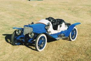 Lozier Model 84 Meadowbrook Runabout 1914 года