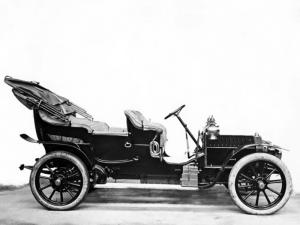 Luc Court Double Phaeton 1908 года