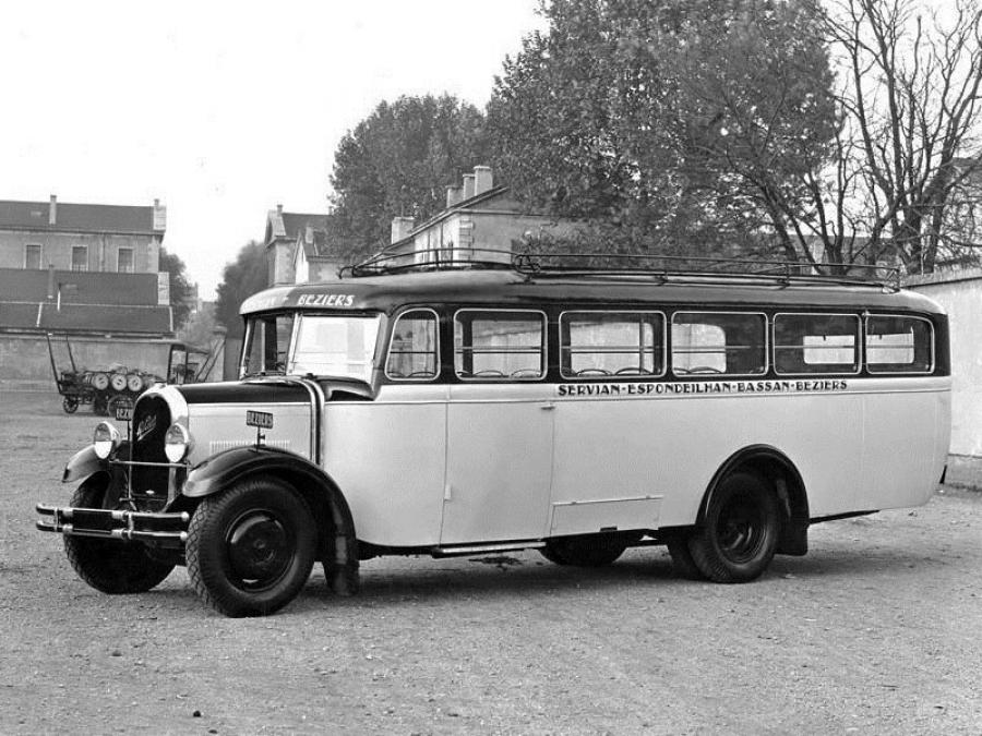Luc Court MC4 Atlantic Bus '1934