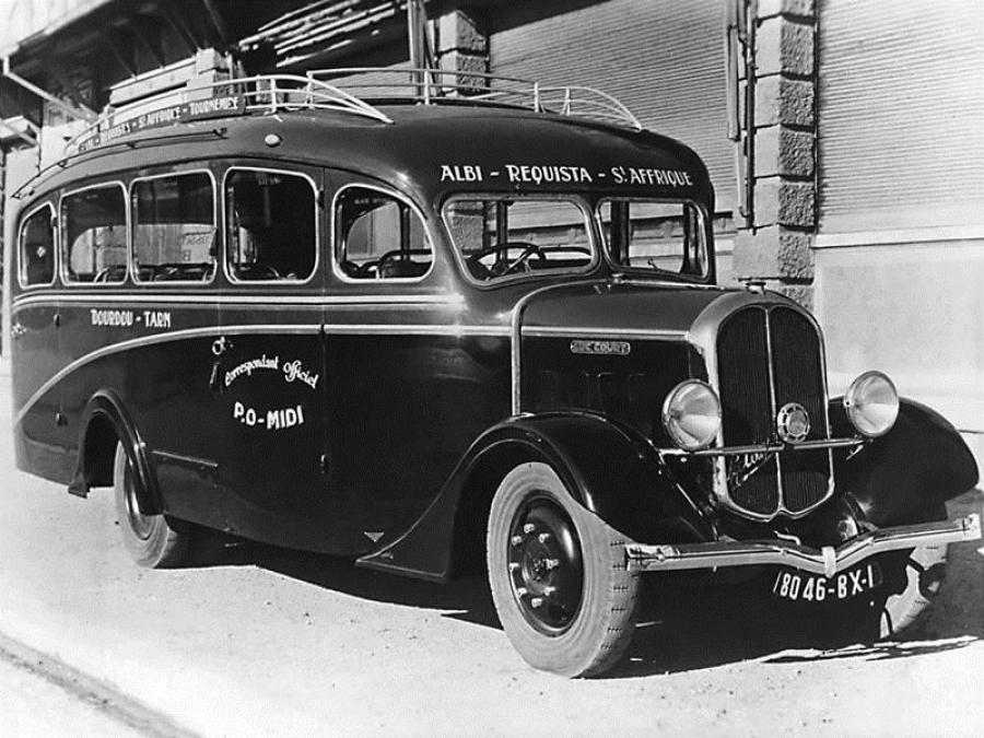 Luc Court MC4 Bus '1935